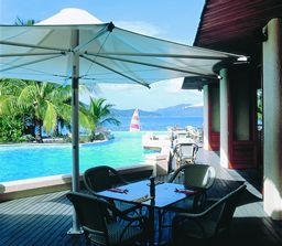 Hamilton Island Resort Logo and Images