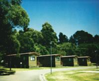 Katoomba Falls Caravan Park Logo and Images