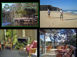 Gipsy Point Lodge Logo and Images