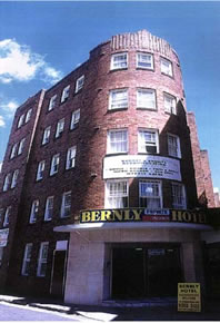 Bernly Private Hotel Logo and Images