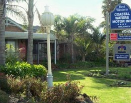 Best Western Coastal Waters Motor Inn Logo and Images