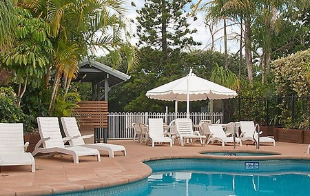 Glen Eden Beach Resort Logo and Images