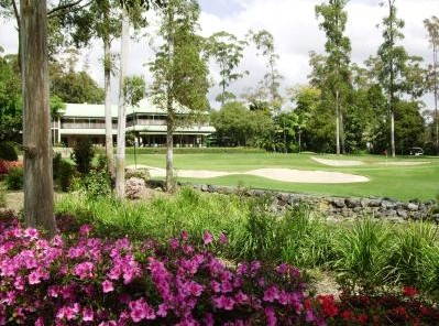Bonville International Golf Resort Logo and Images