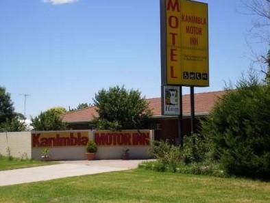 Kanimbla Motor Inn Logo and Images