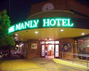 The Manly Hotel Image