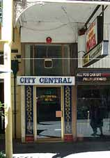 City Central Motel Logo and Images