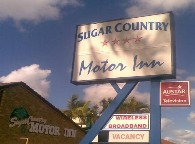 Sugar Country Motor Inn Logo and Images