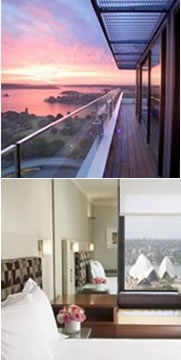 Intercontinental Sydney Logo and Images