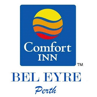Comfort Inn Bel Eyre Perth Logo and Images