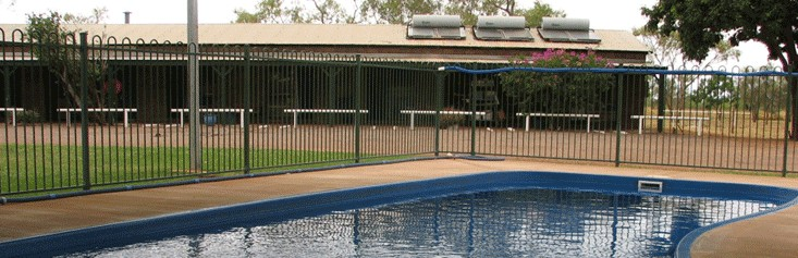 Barkly Homestead Logo and Images