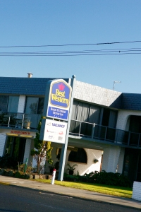 Best Western Banjo Paterson Motor Inn Logo and Images