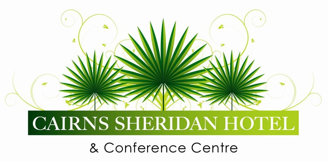 Cairns Sheridan Hotel Logo and Images