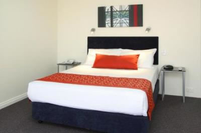 The Wellington Apartment Hotel Logo and Images