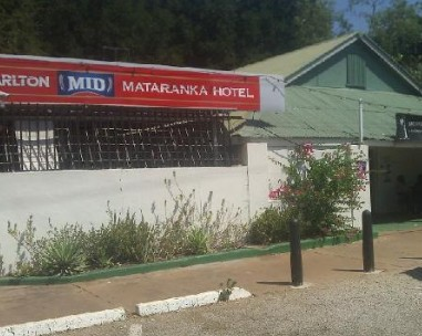 Mataranka Hotel Motel Logo and Images