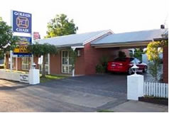 Jolly Swagman Motor Inn Logo and Images