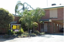 Rushworth Motel Logo and Images