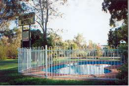 Seymour Motel Logo and Images