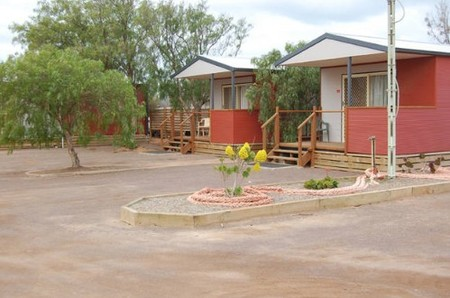 Whyalla Caravan Park Logo and Images