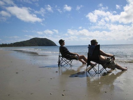 Cape Tribulation Camping Logo and Images