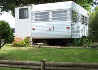 Longford Riverside Caravan Park Logo and Images