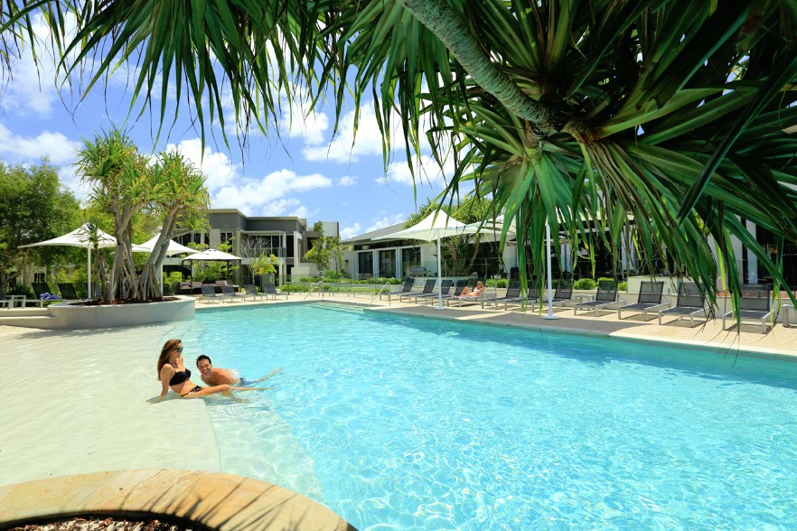 RACV Noosa Resort Logo and Images