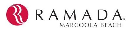 Ramada Marcoola Beach Logo and Images