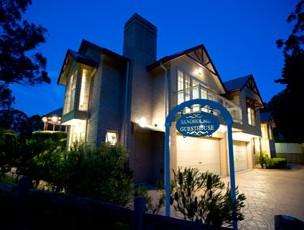 Sandholme Guesthouse 5 Star Logo and Images