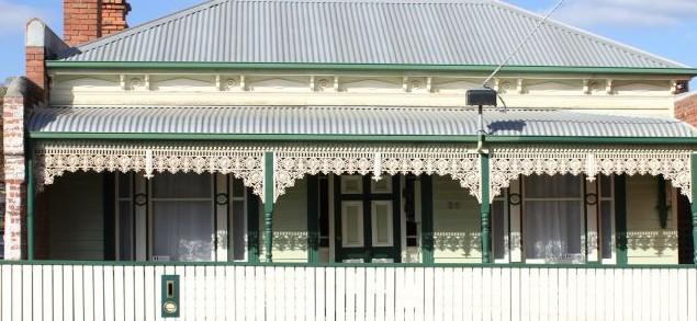 April Apartments Ballarat Logo and Images