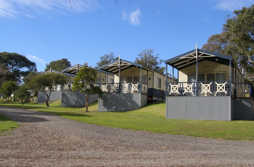 Wallaga Lake Park Logo and Images