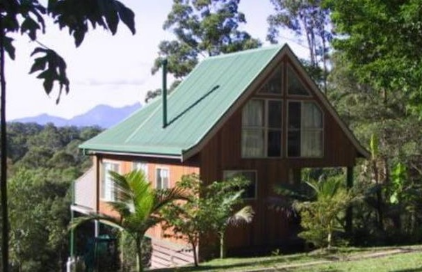 Calurla Chalets and Cottages Logo and Images