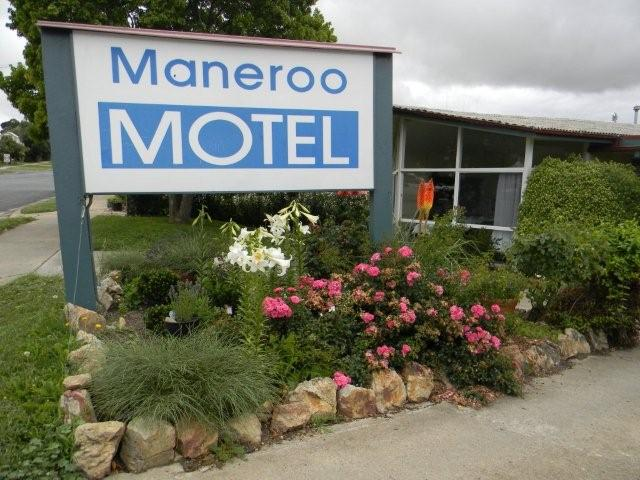 Bombala Maneroo Motel Logo and Images