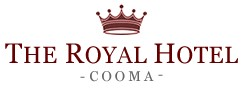 Royal Hotel Cooma Logo and Images