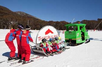 Cloud 9 Thredbo Logo and Images