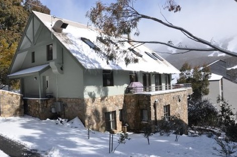 Attunga Ski Lodge Thredbo Logo and Images