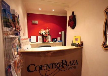 Comfort Inn Country Plaza Taree Logo and Images