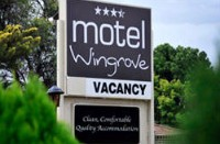 Motel Wingrove Logo and Images