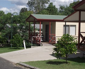 Mount Perry Caravan Park Logo and Images