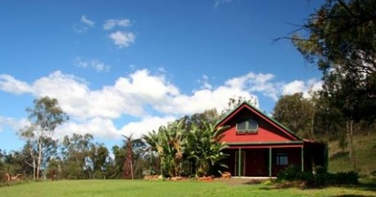 Destiny Boonah Eco Cottages and Donkey Farm Logo and Images