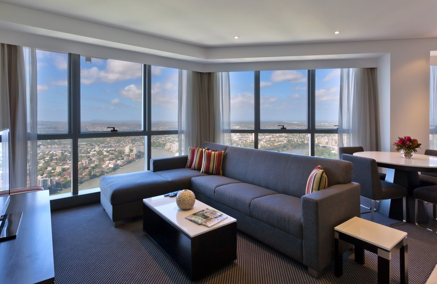 Meriton Serviced Apartments Brisbane Accommodation Gold Coast - Apartments in brisbane