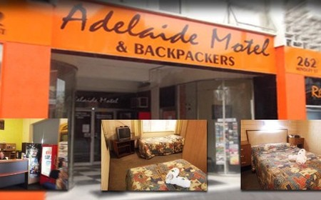Adelaide Motel and Backpackers Image
