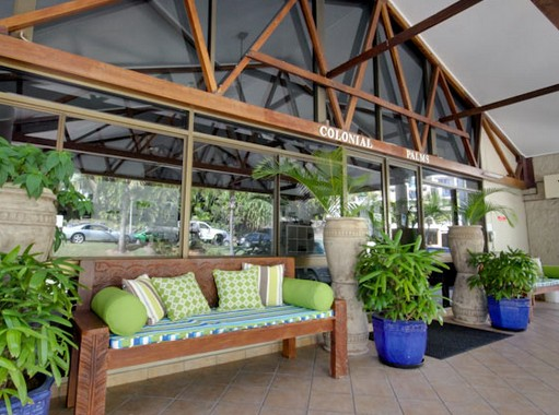 Best Western Colonial Palms Motor Inn
