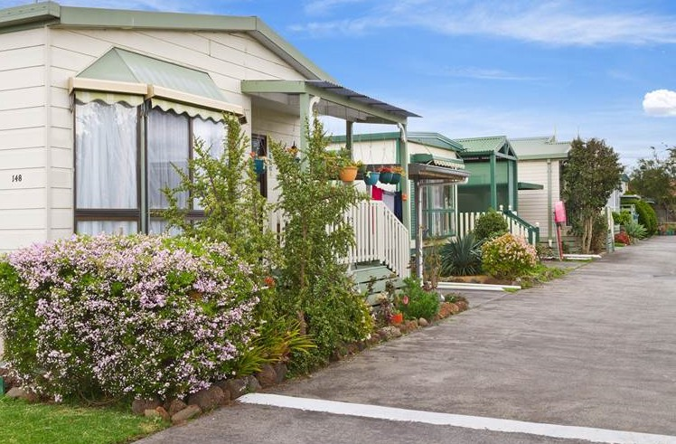 Chelsea Holiday Park Image
