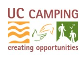UC Camping Norval Logo and Images