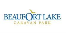 Beaufort Lake Caravan Park Logo and Images