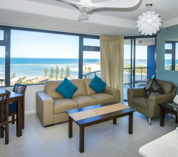 Centrepoint Holiday Apartments Caloundra Logo and Images