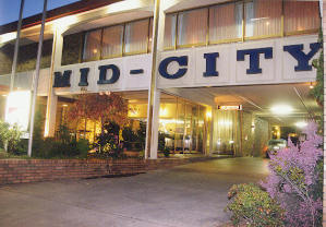 Ballarat Mid City Motor Inn Logo and Images
