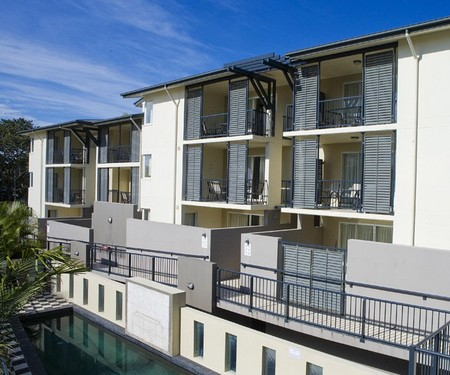 Kangaroo Point Holiday Apartments Logo and Images