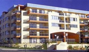 Burleigh Terraces Luxury Apartments Logo and Images