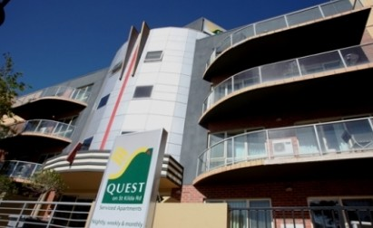Quest on St Kilda Rd Logo and Images