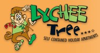 Lychee Tree Holiday Apartments Logo and Images